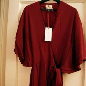 The JetSet Wrap Dress